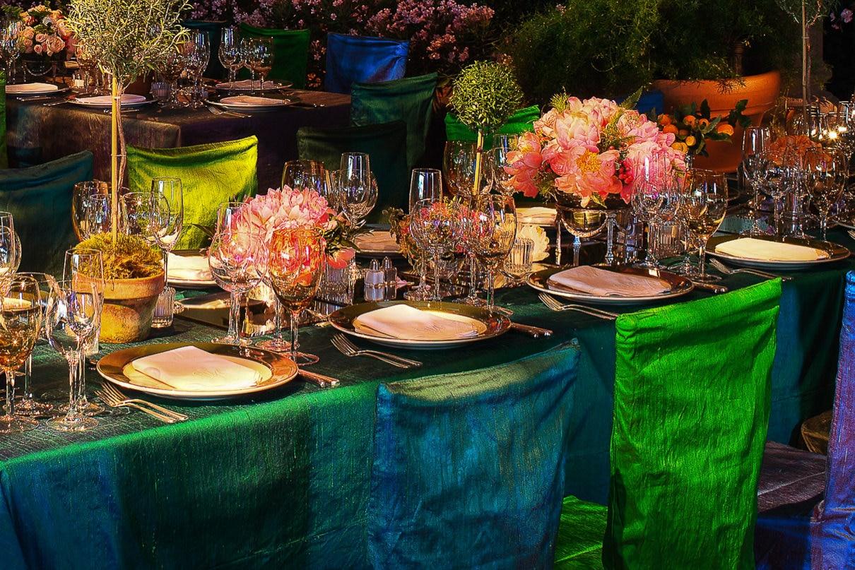 Celebrity luxury Wedding details ideas