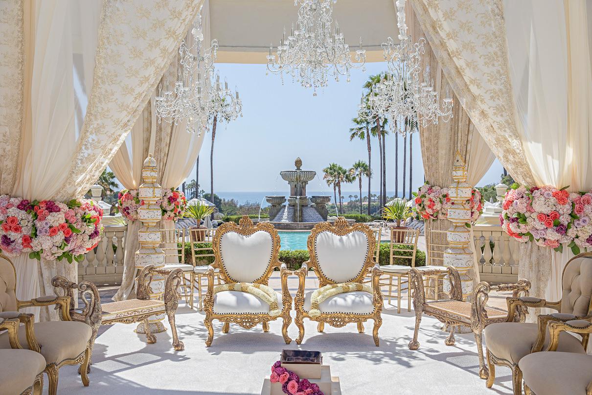 St. Regis Laguna Beach Luxury Wedding