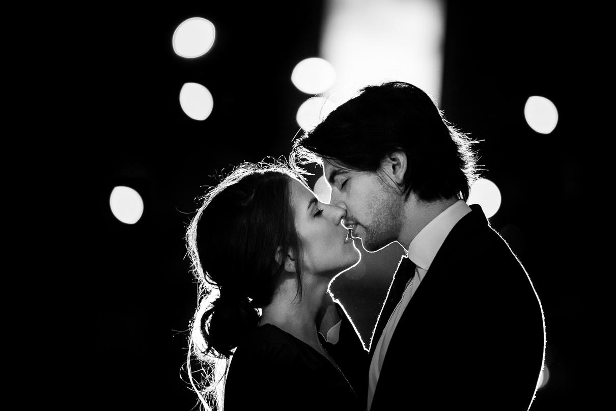 NYC Wedding Photographer Creative NYC Engagement Photos