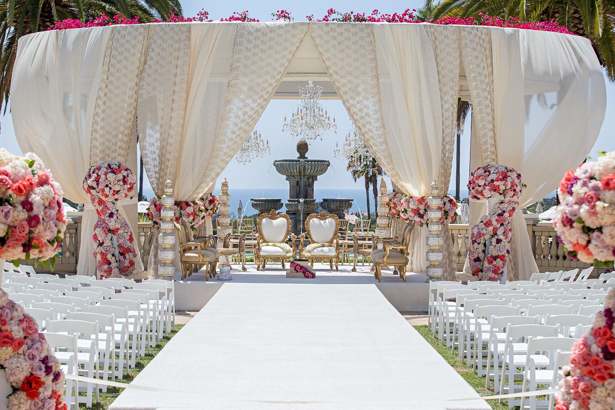 St. Regis Laguna Beach Luxury Wedding Photographer