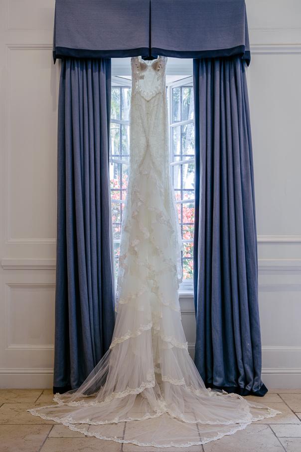 Paris Wedding Photographer Galia Lahav Gown