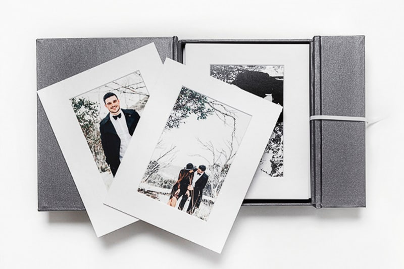 Luxury Picture Presentation Boxes by Queensberry