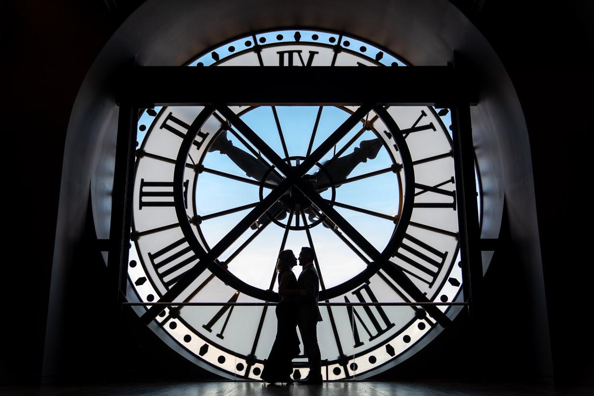 Adagion Studio Paris Photographers at Musee d'Orsay iconic photo
