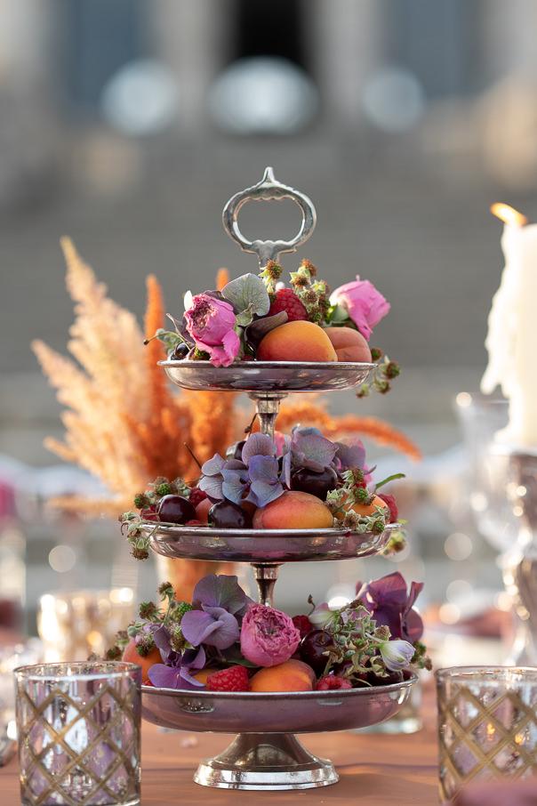 Luxury Destination Wedding at Chateau Vaux-le-Vicomte