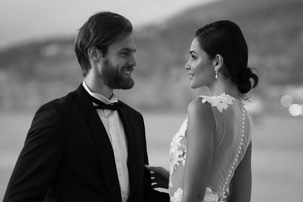 Luxury Destination Wedding in Italy Villa Astor