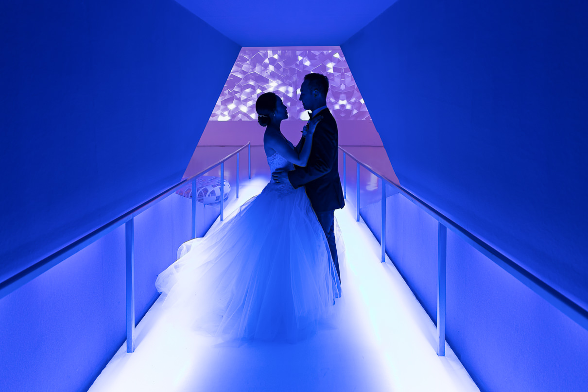 NYC Wedding Museum of the Moving Image