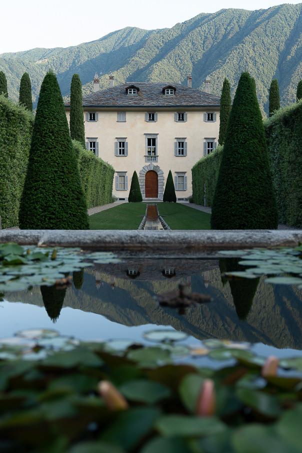 Villa Balbiano Lake Como Wedding Photographer