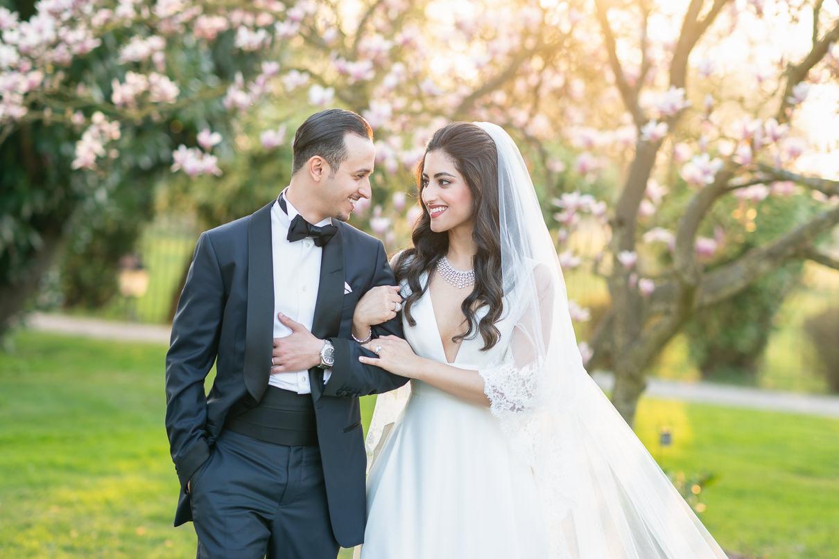 Wedding in Paris Waldorf Astoria Trianon Palace Versailles Luxur