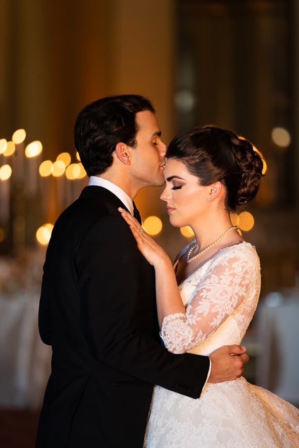 Miami Wedding Photographer Miami Biltmore Hotel Wedding First Dance