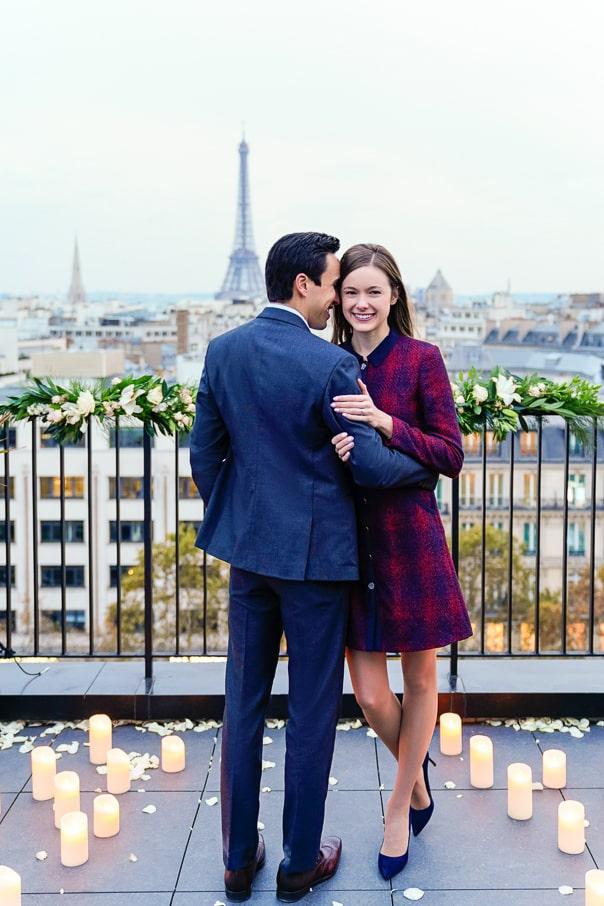 Paris photographers portrait and luxury weddings