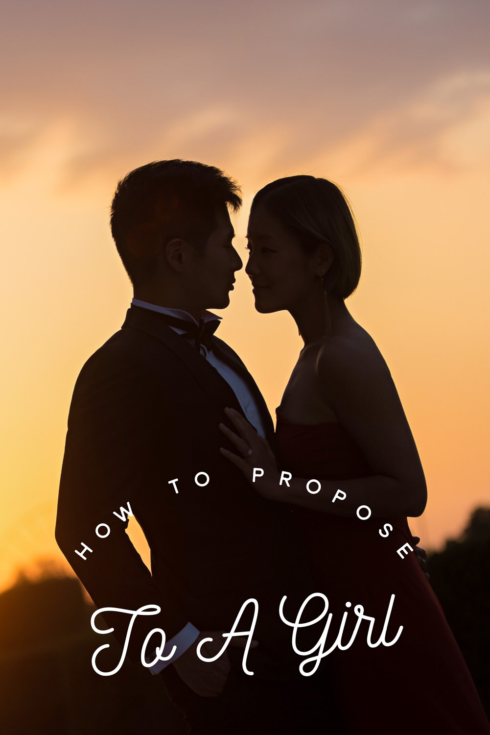 How to propose to a girl romantic proposal ideas